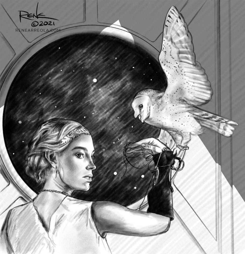 The Owl Warrior