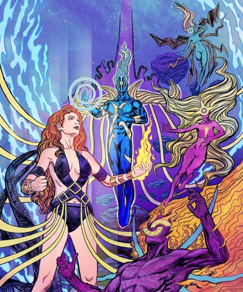 The Dream Awakens Color Cover Art Preview