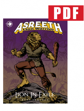Asreeth-Lion-Warrior-Lion-In-Exile-Digital-Edition-PRODUCT-COVER