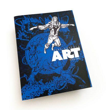 Art Book One by Rene Arreola