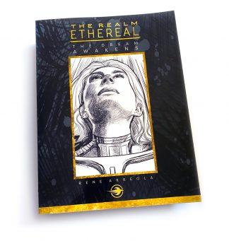 The Dream Awakens Art Book Edition cover