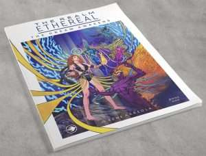The Realm Ethereal The Dream Awakens BOOK ONE FRONT COVER 1