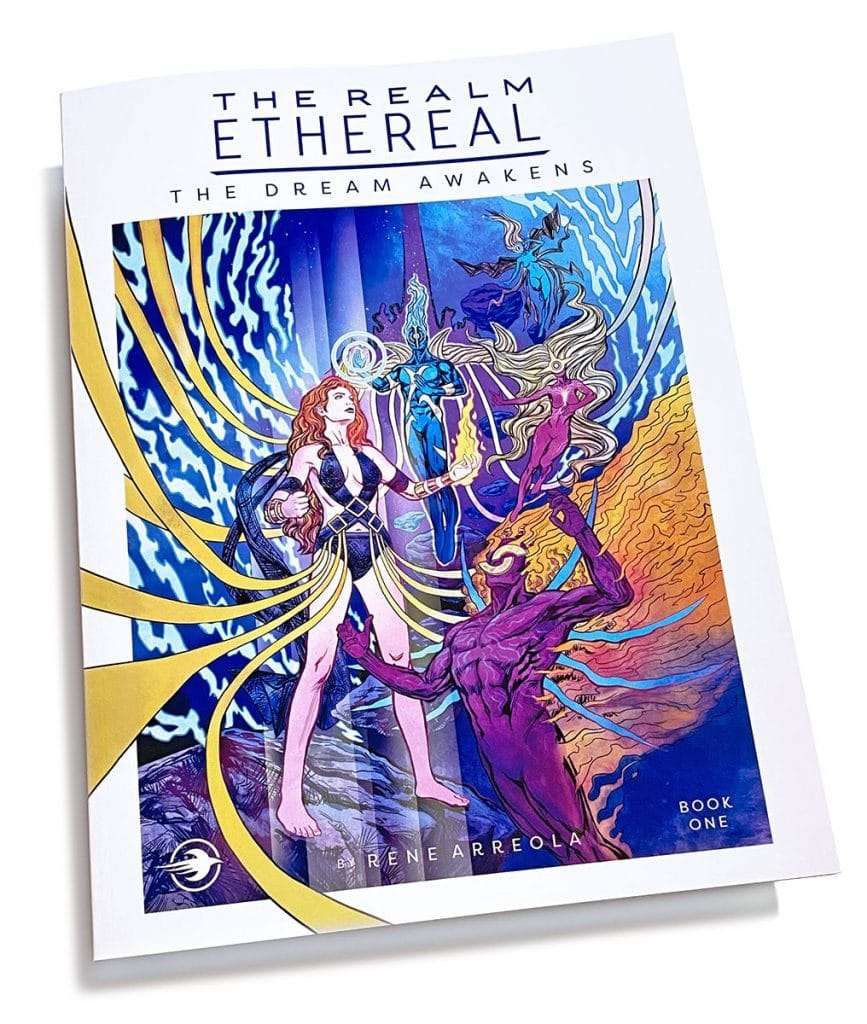 The Realm Etherel The Dream Awakens Book One