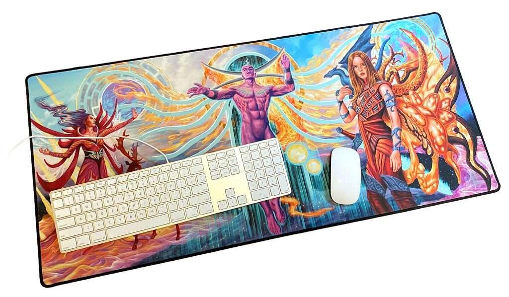 Fantasy Art Gamer Mousepad